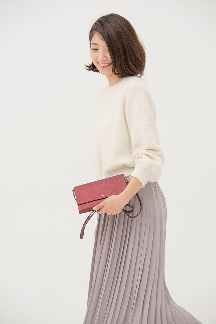 お財布 お財布ポシェット ショルダーバッグ バッグ ウォレットバッグ