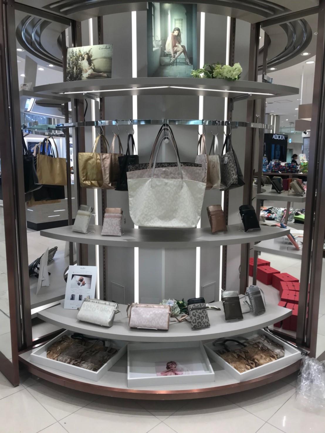 玉川高島屋 エアリスト エアリストフェア バッグ トートバッグ 軽いバッグ 薄いバッグ