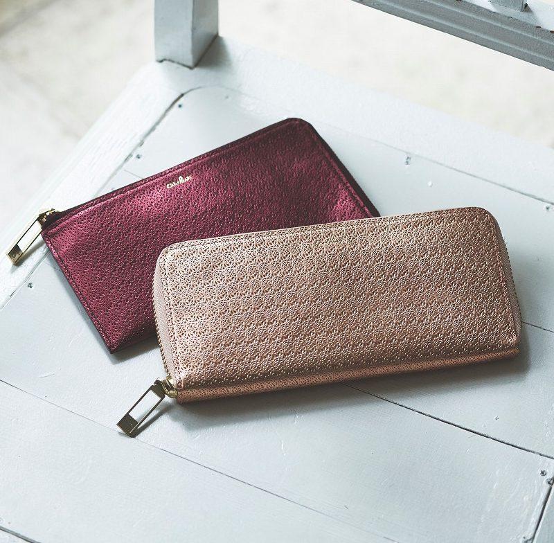 じわじわ人気♪ジャストサイズのミニマム財布