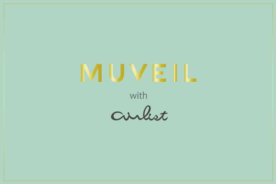 MUVEIL airlist MUVEILwithairlist wallet 財布