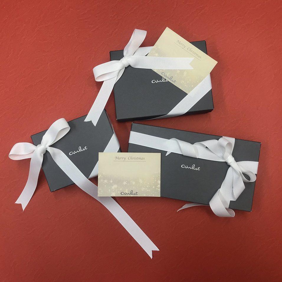 クリスマス★メッセージカード、ギフトラッピング承ります