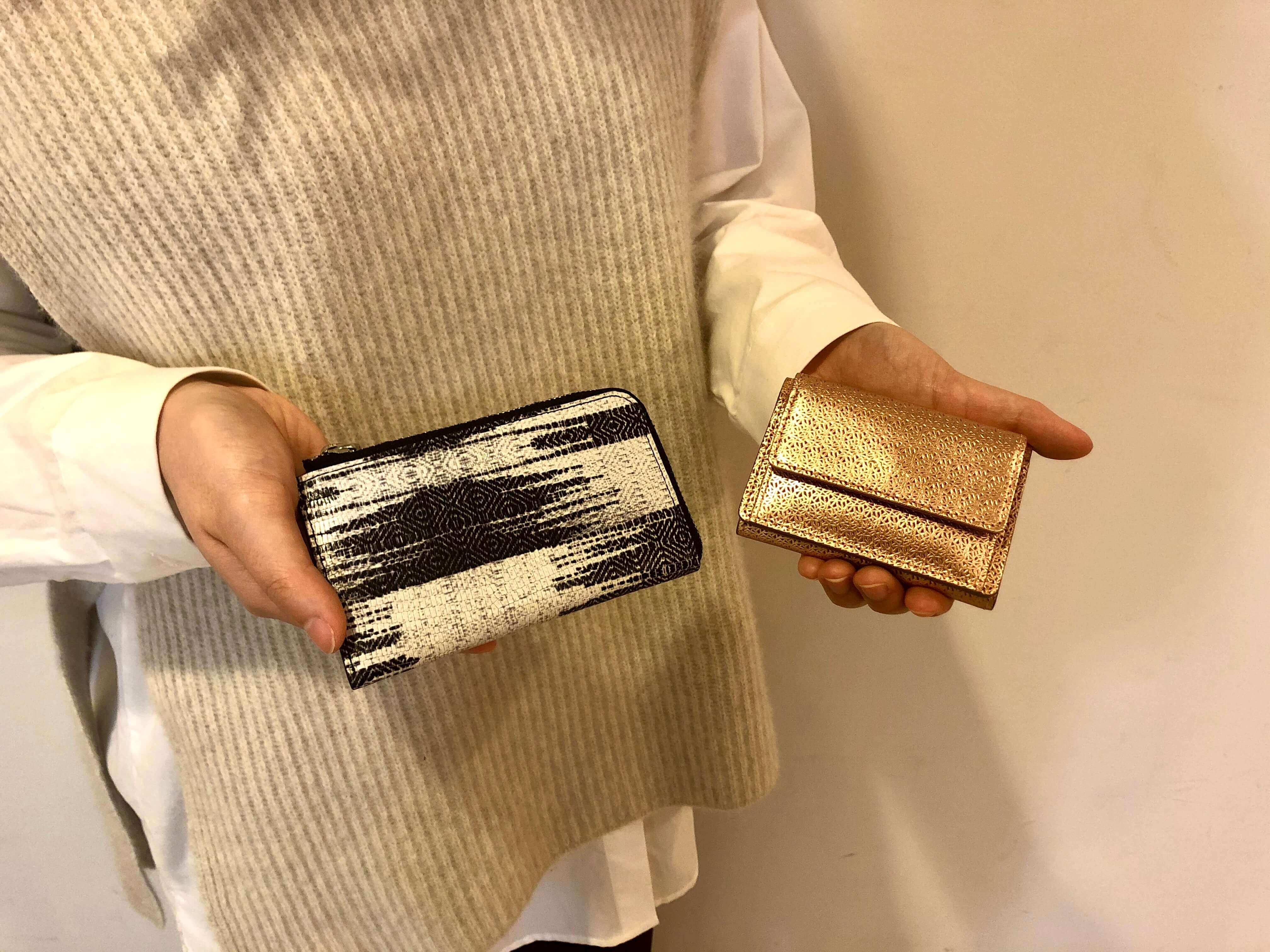 ミニ財布 フラグメントケース