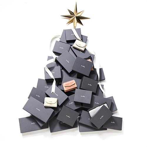 心を込めて贈るクリスマスギフトは革小物