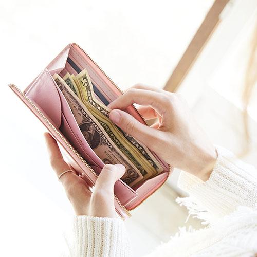 縁起の良い日にお財布を変えて金運アップ