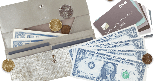 軽い財布エアリストのギャルソン長財布